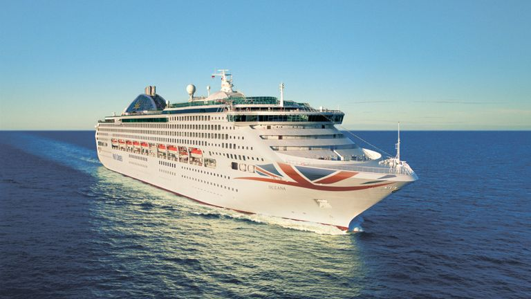 P&O Cruise Cancellations